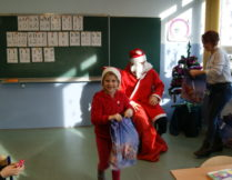 Więcej o Wizyta Świętego Mikołaja w Naszej Szkole